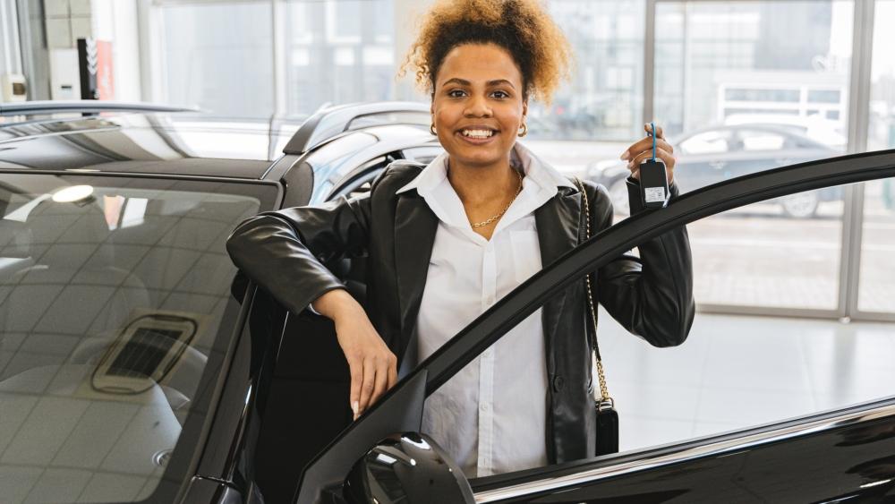 Auto verkopen afbeelding