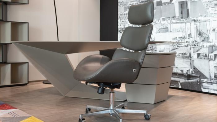 Een afbeelding van een Interstuhl bureaustoel